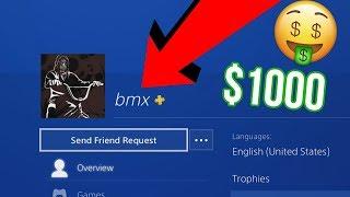 OG FLIP - GET OG PS4/XBOX GAMERTAGS GET FREE SPOTIFY PREMIUM