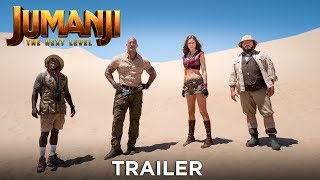 JUMANJI: THE NEXT LEVEL - Traile HD