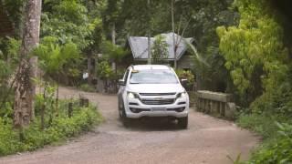 Trải nghiệm Chevrolet Colorado và Trailblazer 2017 tại Philippines