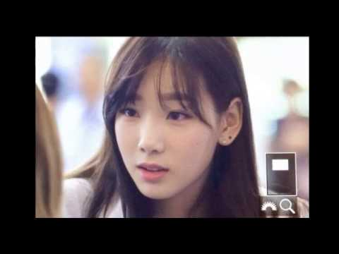 SNSD Taeyeon apologizes to fans at the airport for dating EXO's Baekhyun