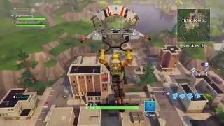 CRAZY FORTNITE DUOS WIN IN TILTED TOWERS!