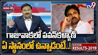 Pawan Kalyan leads by 400 votes at Gajuwaka; trails in Bhi..