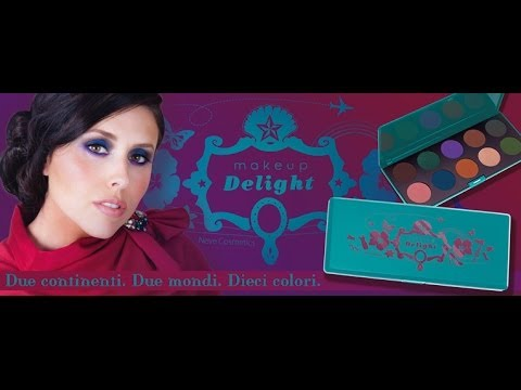 MAKEUP DELIGHT Per Neve Cosmetics! :-)) - Smashpipe People