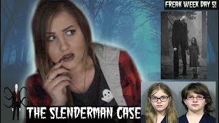 THE REAL LIFE SLENDERMAN CASE