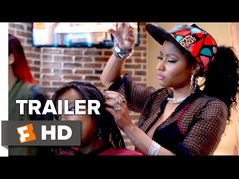 Barbershop: The Next Cut Official Trailer #2 (2016) - Ice Cube, Nicki Minaj