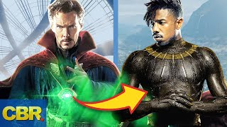 Nobody Realized These MCU Characters are Connected
