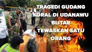 Penuturan Pemilik Gudang Koral yang Terbakar dan Telah Menewaskan Satu Orang