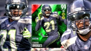 99 FLASHBACK LONDON BRIDGES! Madden 16 Career Mode Gameplay Ep. 8