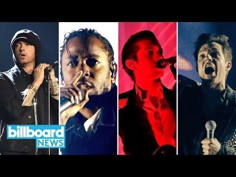 Firefly Festival: Eminem, Kendrick Lamar, Arctic Monkeys & The Killers to Headline   Billboard News