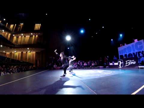 Juste Debout Estonia 2013 - Hip Hop selection -  Raf&Deltse