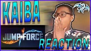 IS Obelisk the STRONGEST GOD CARD?! Jump Force Seto Kaiba Gameplay Trailer LIVE REACTION