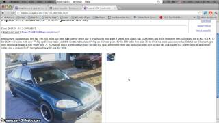 Craigslist Washington Dc Cars And Trucks >> Walter Martin Sales - YouTube