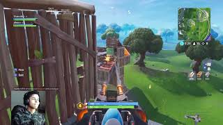 IF YOU WANT TO LAUGH WATCH THIS (FUNNY FORTNITE GAMEPLAY)
