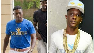 Boosie Mad he was Ordered to Guard who Pepper Sprayed his Family
