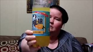 Polar Orange Dry Soda Review - Bubble Crossed Episode 21