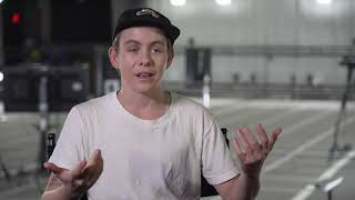 Leo Baker | Behind The Scenes Tony Hawk's™ Pro Skater™ 1 and 2