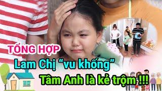Gia đình là số 1 Phần 2   Tập 25, 26, 27, 28 Full: Lam Chị 'vu khống' Tâm Anh là kẻ trộm và sự thật