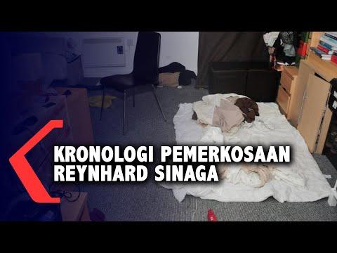 Kronologi Pemerkosaan oleh Reynhard Sinaga