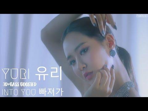 [3D+BASS BOOSTED] Yuri (유리) - Into You (빠져가) | PinkVelvet