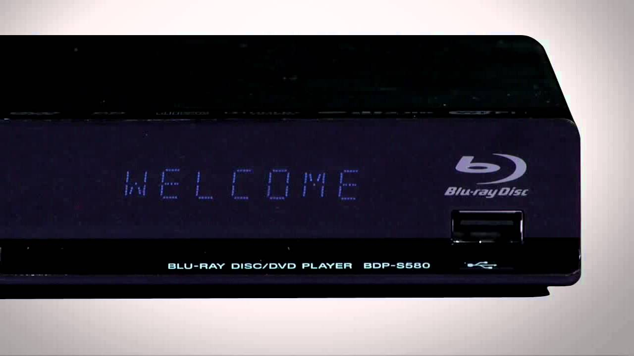 Sony bdp-s580 dvd/ blu-ray player download user guide for free.