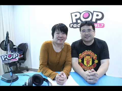 2018 04 03《POP搶先爆》黃光芹 專訪球評 石明謹