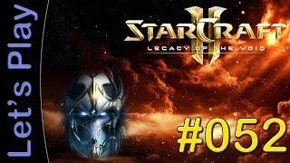 Let's Play Starcraft 2 #52 [DEUTSCH] (LOTV) - Die Speer des Adun