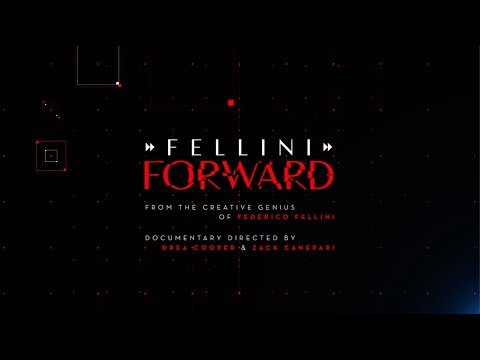 "Campari Red Diaries 2021 | FELLINI FORWARD 60"""