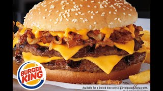 Burger King Philly Cheese King Review