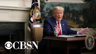 Senators prepare for impeachment trial for former President Trump