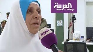 الحجاج العراقيون يصلون السعودية عبر عرعر     -