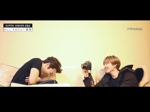 [ENG SUB] 150304 All About Super Junior Donghae & Eunhyuk