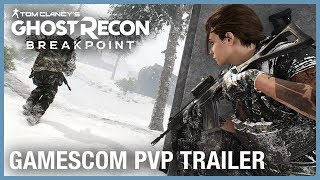 gamescom 2019 Ghost War PvP Trailer preview image