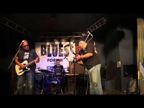 The Blues Company - Silent Night - Бродячая собака 30/09/12