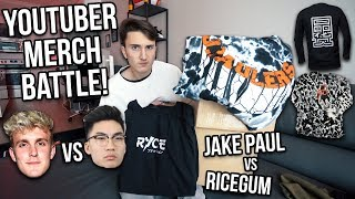 I BOUGHT RICEGUM AND JAKE PAULS MERCH (Heres What Happened)