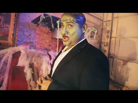 Alex Ortiz presents ''Monster Smash'' Music Video | Parody Video