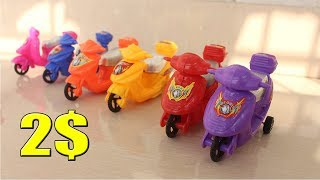Transportation Vehicles for Kids Learn Colors with Nursery Rhymes Song Episode 1