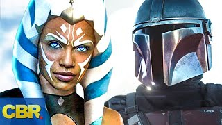 Star Wars: This is What Happened to Ahsoka Tano in Between The Mandalorian and The Clone Wars