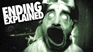 GRAVE ENCOUNTERS (2011) Ending Explained
