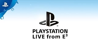 PlayStation will broadcast live from E3 2017