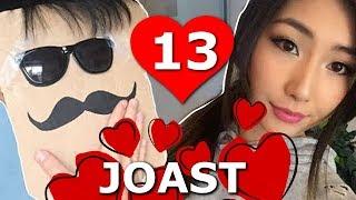 TOAST Tinder Valentine - JOAST MEME DRAMA #13