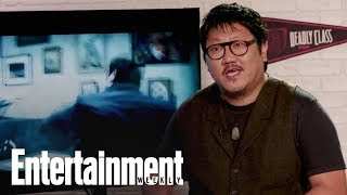 'Deadly Class' Star Benedict Wong Dishes On Fight Scene From Episode 4 | Entertainment Weekly