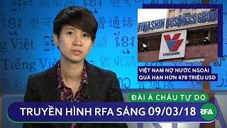 Tin tức thời sự | Nợ nước ngoài quá hạn của Việt Nam hơn 470 triệu