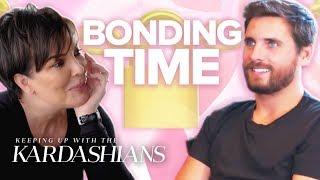 Scott Disick & Kris Jenner's Best Bonding Moments | KUWTK | E!