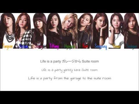 Girls' Generation - Paparazzi (Color Coded Jap|Rom|Eng Lyrics) | by Bacon Biased