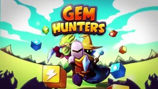 Gem Hunters found on iTunes App Store