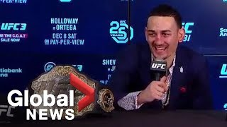 UFC 231: FULL Post-Fight Press Conference