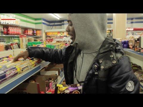 Reeko Squeeze - The Five Pound Munch [@ReekoSqueeze] Grime Report Tv