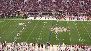 Iron Bowl 2012 - Auburn vs #2 Alabama