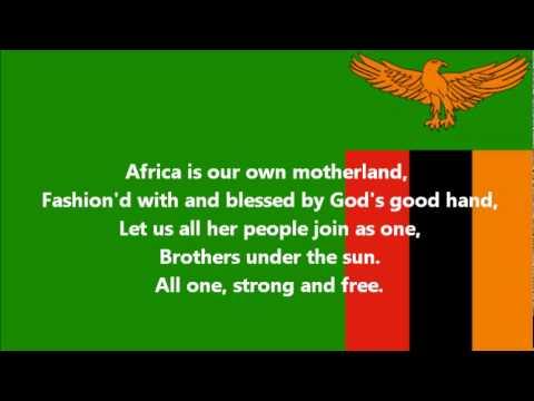 Hymne national de la Zambie