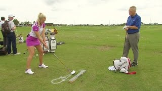 School of Golf: Last Drill of the Day | Golf Channel